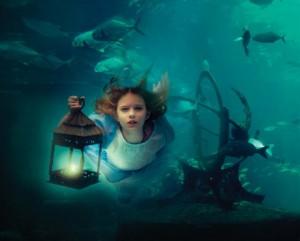 Underwater Fantasy by Elena Kalis