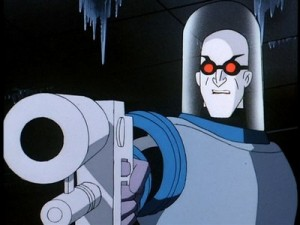 Mr. Freeze, from the Animated Batman Series