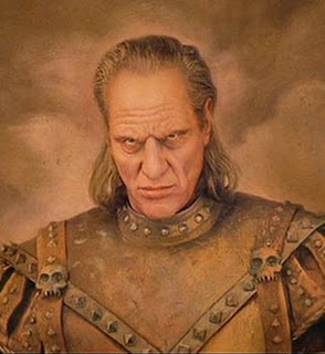 Vigo the Carpathian, from Ghostbusters 2