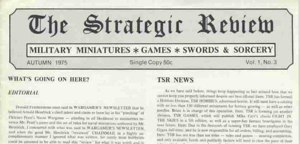 Episode 75: Save vs. Strategic Review