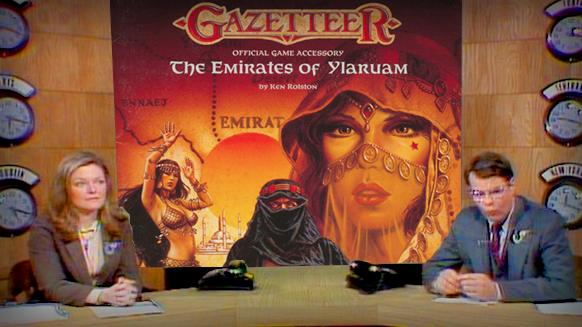 """Episode 105: Gazapalooza 2 """"The Emirates of Ylaruam"""""""