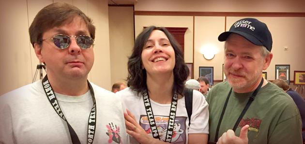 Episode 109: North Texas RPG Con 2015 Wrap-Up