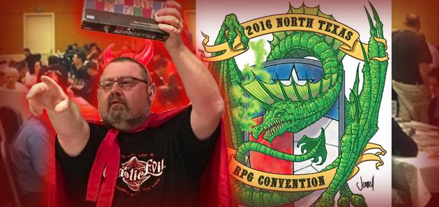 Episode 123: NTRPG Con 2016 Wrap-Up