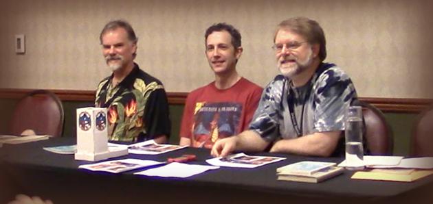 Side Adventure 12: J. Eric Holmes Seminar at NTRPG Con 2-16