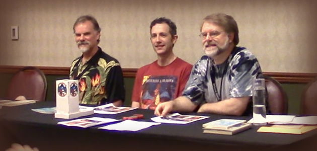 Side Adventure 12: J. Eric Holmes Seminar at NTRPG Con 2-16