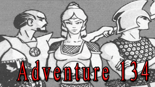 Adventure 134 – Class Act: Elves – Save or Die Podcast