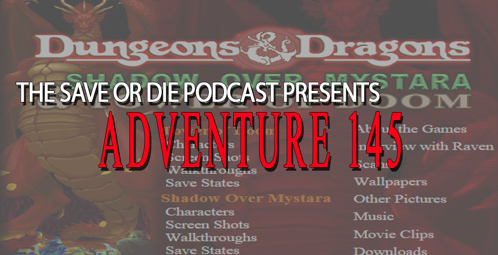 Adventure 145 – D&D Arcade Game, A Fist Full of Silver Coins