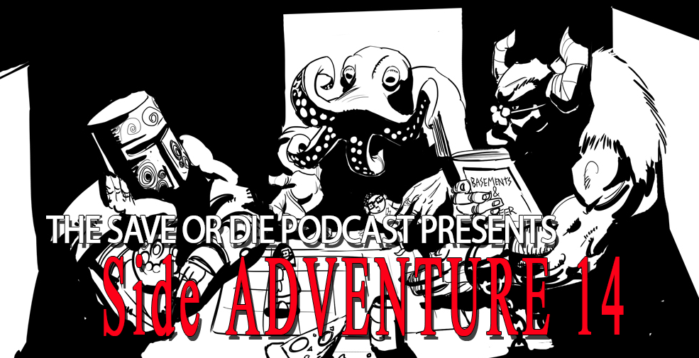 Side Adventure 14: House Rules!
