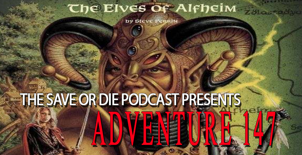 Adventure 147 – Save VS Elves of Alfheim