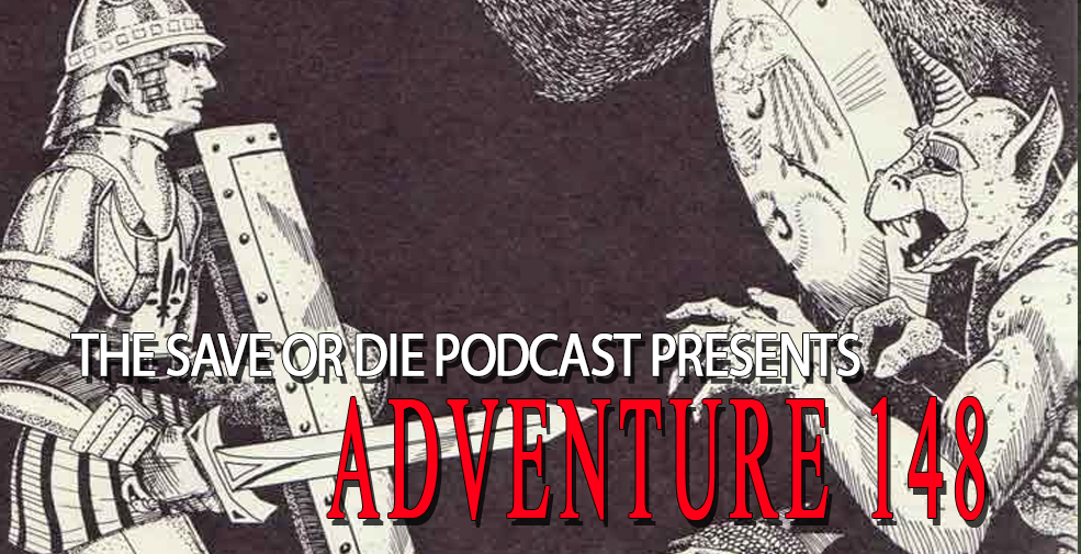Adventure 148 – Class Act Fighters