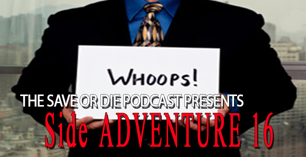 Side Adventure 16: The Missing few moments from #148!