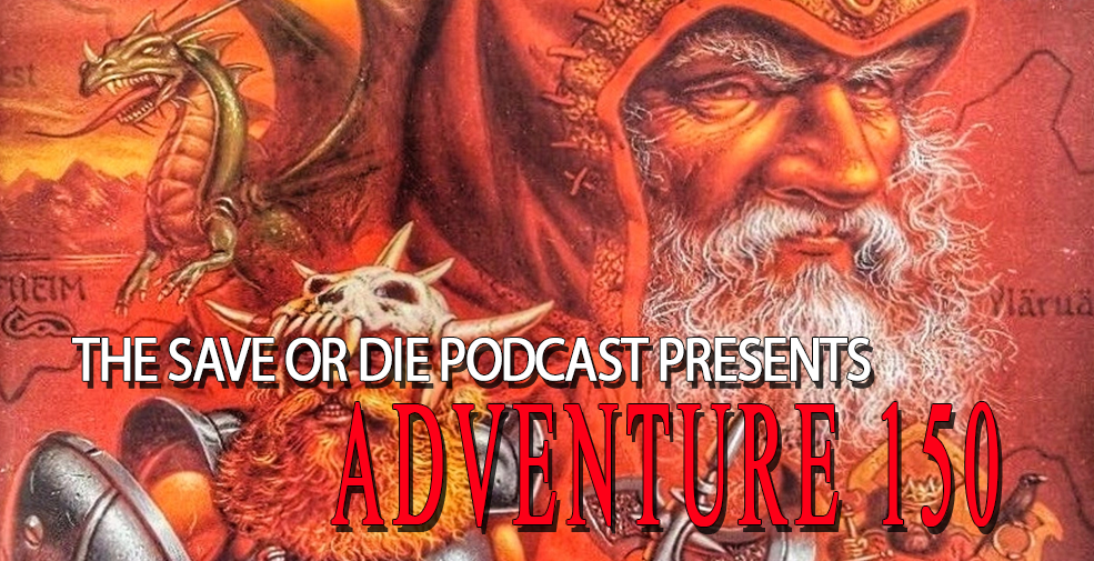 Adventure 150 – GAZ6: Dwarves of Rockhome