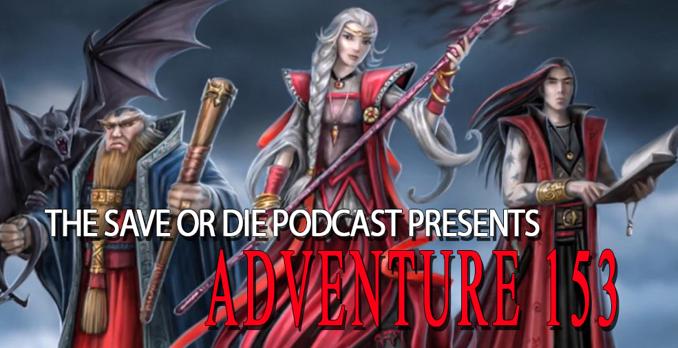 Adventure 153 – Mystara Primer with Mr. Welch