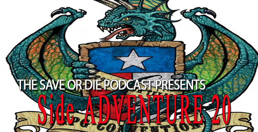 Side Adventure 20: NTRPGCON 2019 Wrap up!