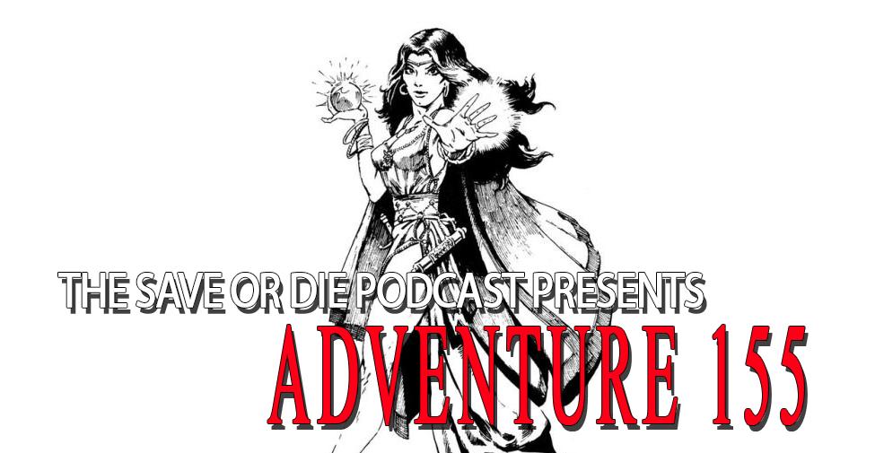 Adventure 155: Class Act Magic Users