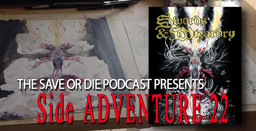 Side Adventure 22: Matt Finch and Swords & Wizardry Box Sets