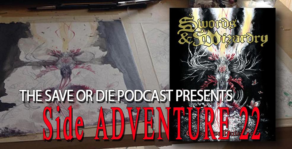Side Adventure 22: Matt Finch and Swords & Wizardry Box Sets