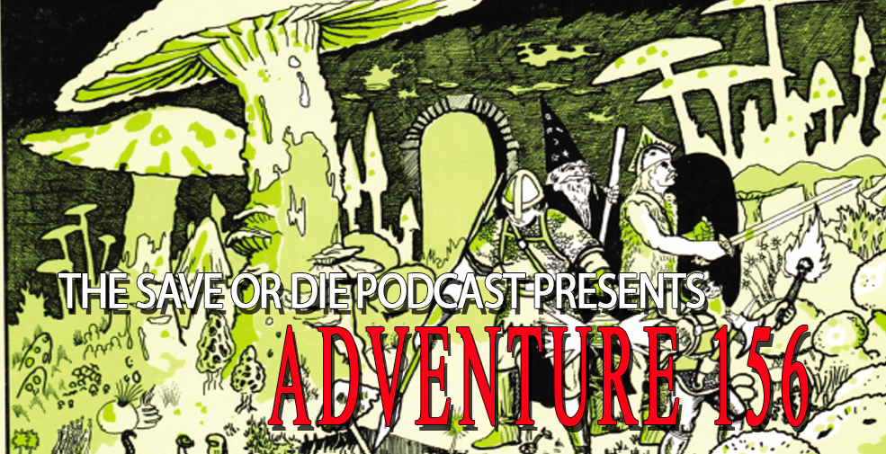 Adventure 156: B1 In Search of the Unknown