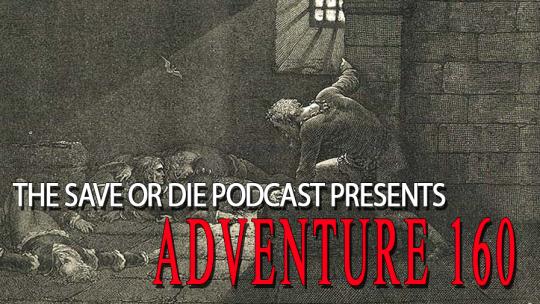 Adventure 160: Start! Thief!