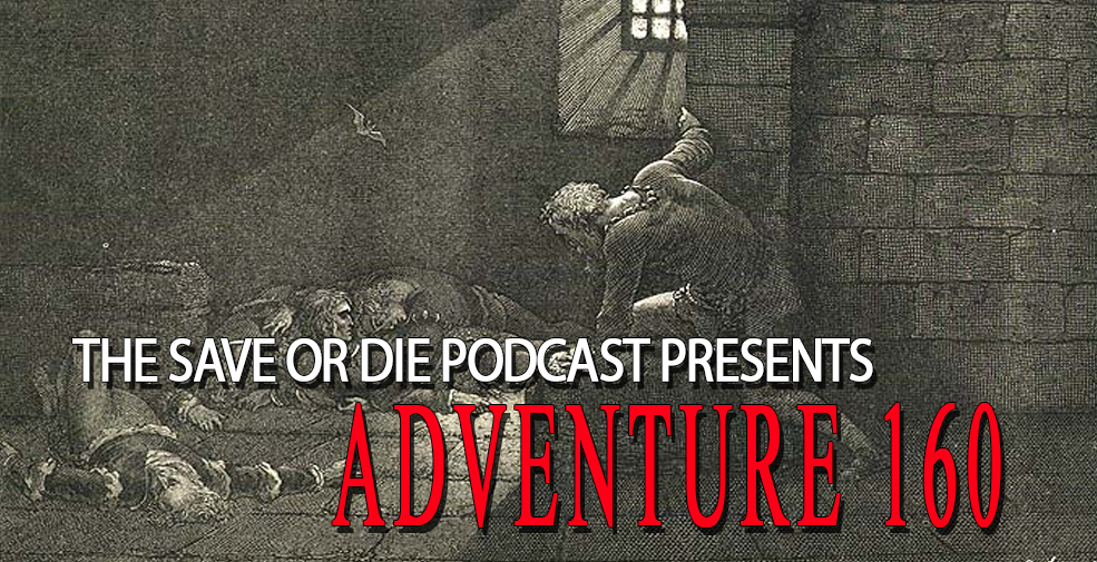 Adventure 160: Start! Thief! – Save or Die Podcast